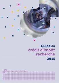 CIR - guide crédit impot recherche