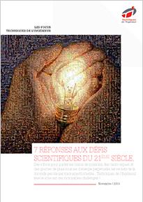 7 réponses aux défis scientifiques du 21ème siècle