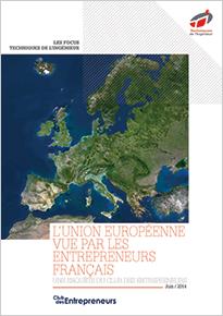 L'Union Européenne vue par les entrepreneurs français