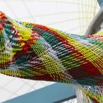 Un matériau propose une conductivité thermique réversible intégrable aux textiles