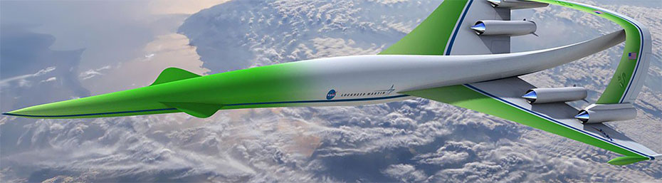 Transports collectifs du futur: plus vite, plus haut, plus vert!