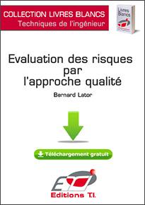 Évaluation des risques par l'approche qualité