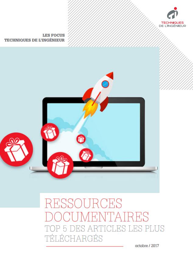 Ressources documentaires : Top 5 des articles les plus téléchargés