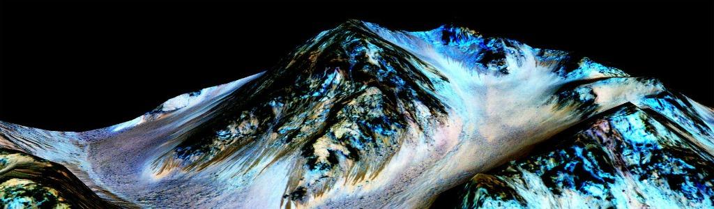 De l'eau sur Mars : chronologie d'une découverte