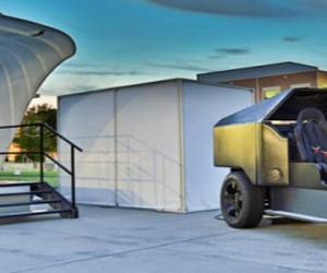 L'habitation et le véhicule deviennent un système autonome
