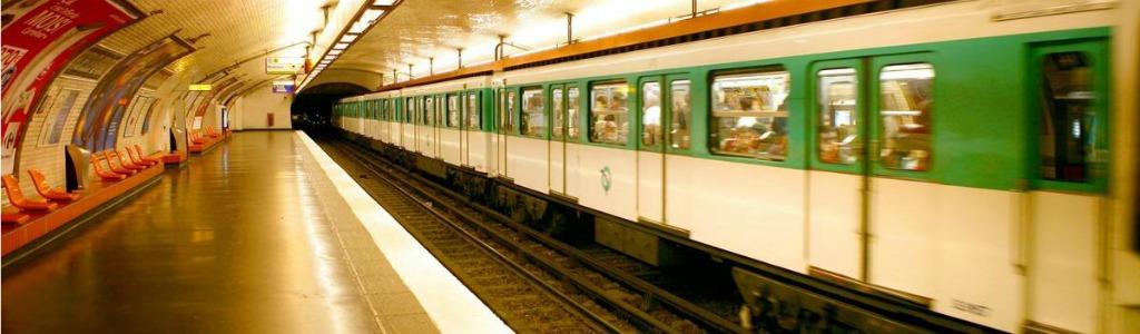 Risques : pollution de l'air dans les enceintes ferroviaires souterraines