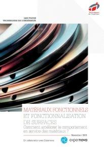Matériaux fonctionnels et fonctionnalisation de surfaces