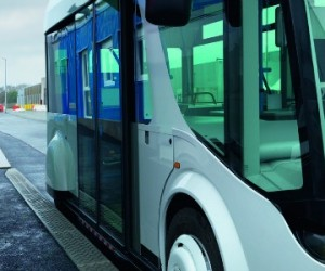 Bluebus et Bluetram : séduction à la COP21