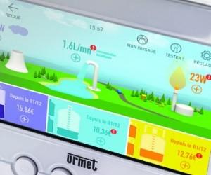L'interphone connecté Urmet où comment gérer sa consommation énergétique