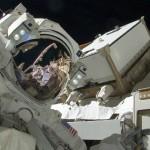 Pour la première fois, deux femmes sortent dans l'espace ensemble