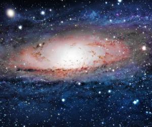 Champs magnétiques autour d'un trou noir