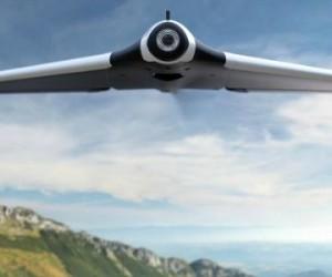 Disco, le drone à ailes fixes signé Parrot