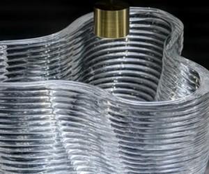 Une imprimante 3D qui sculpte du verre fondu