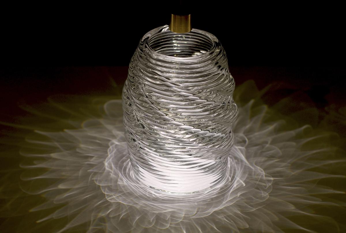 une imprimante 3d qui sculpte du verre fondu techniques de l 39 ing nieur. Black Bedroom Furniture Sets. Home Design Ideas