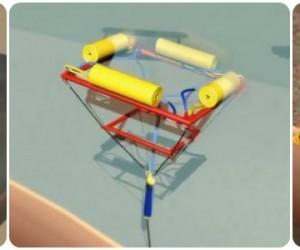 Des ballons stockeurs d'énergie