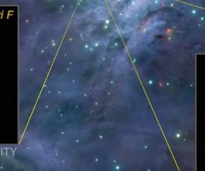 Première lumière de la future machine à étudier des trous noirs