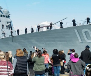L'US Navy se met au biocarburant