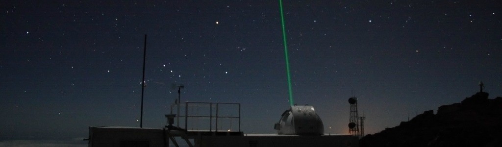 Le laser s'installe dans les communications par satellite