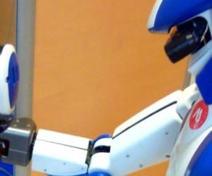 Des robots humanoïdes dans les usines aéronautiques de demain