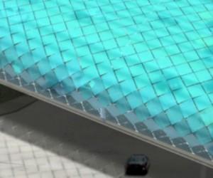 « Solar serpent » : une route solaire qui élimine la pollution de l'eau, le bruit, et capture les particules fines
