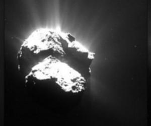 Rosetta met à jour une cavité diamagnétique autour de Tchouri