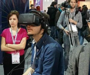 Les grandes tendances de Laval Virtual 2016