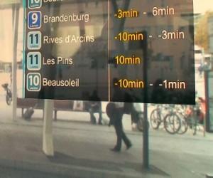 Tramways connectés : essai grandeur nature à Bordeaux