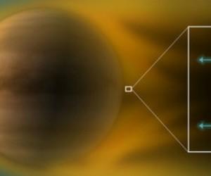 Un fort champ électrique expliquerait l'absence d'eau sur Vénus