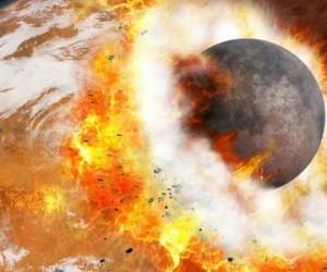Un impact géant : le mystère de l'origine des lunes de Mars enfin percé