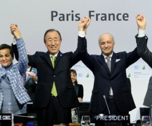 Accélérer la ratification de l'accord de Paris