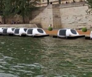 Sea Bubble : les « bateaux volants » pour traverser Paris pourront-ils « voler » partout ?