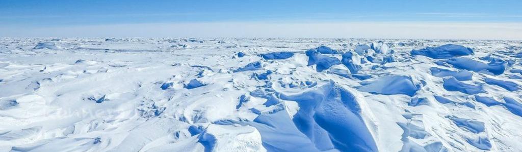 Un raid scientifique à la découverte du plateau Antarctique