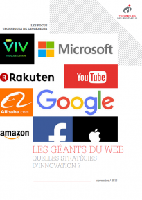 Les géants du web
