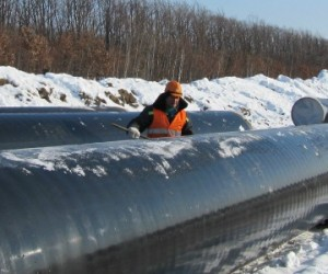 La Russie inaugure un gazoduc la reliant à la Crimée