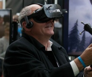 La réalité virtuelle tient salon à Paris