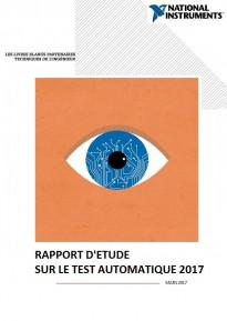 Rapport d'étude sur le test automatique 2017