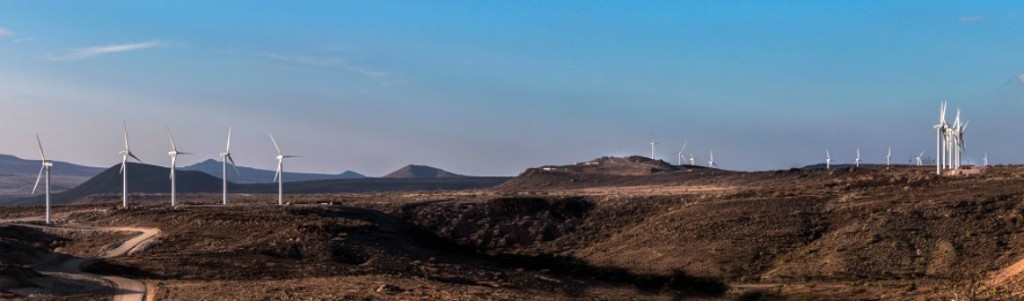 Lake Turkana Wind Power Project Marsabit  County November 2016