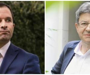 Energie : les ambitions de Jean-Luc Mélenchon et Benoît Hamon
