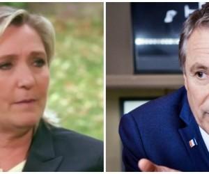 Marine Le Pen et Nicolas Dupont-Aignan : nucléaire, thorium et isolation
