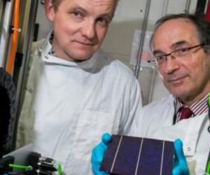 Photovoltaïque : la gravure à sec rend le solaire plus propre et abordable