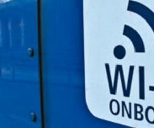 Le Wi-Fi arrive à grande vitesse dans les trains !