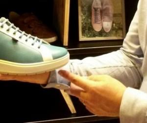 E.vone, la chaussure connectée pour les seniors !