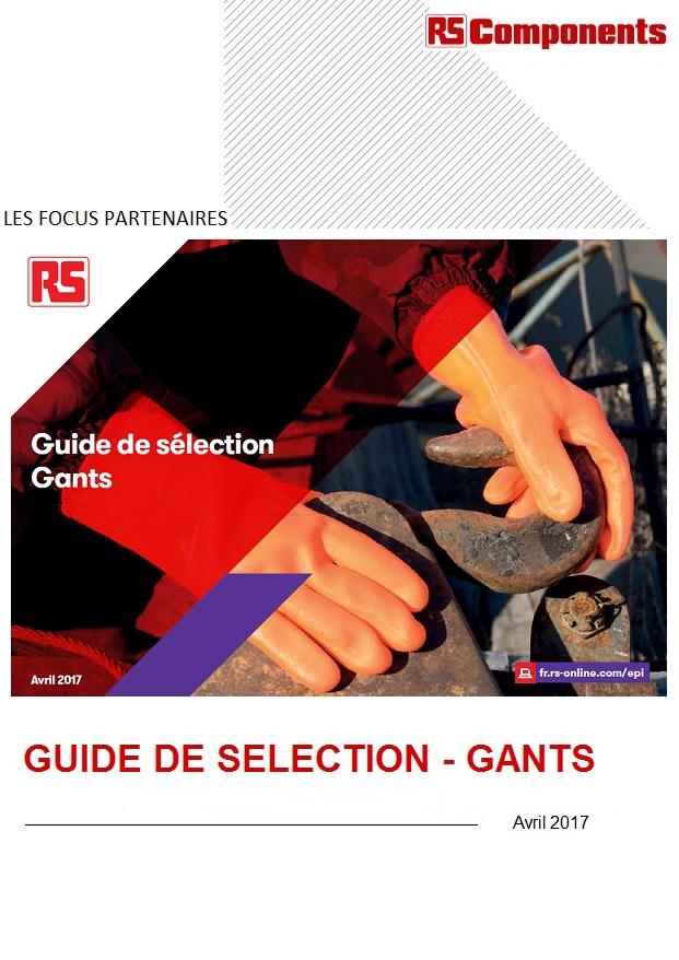 Guide de sélection - GANTS