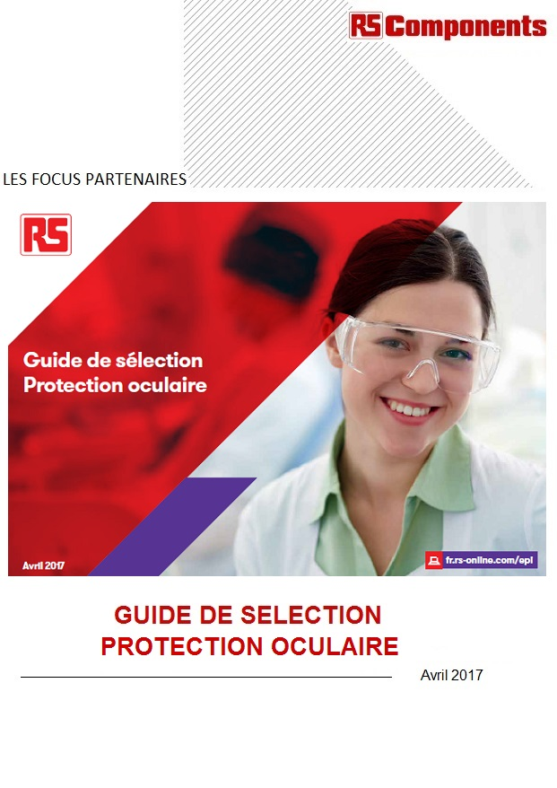 Guide de sélection - PROTECTION OCULAIRE