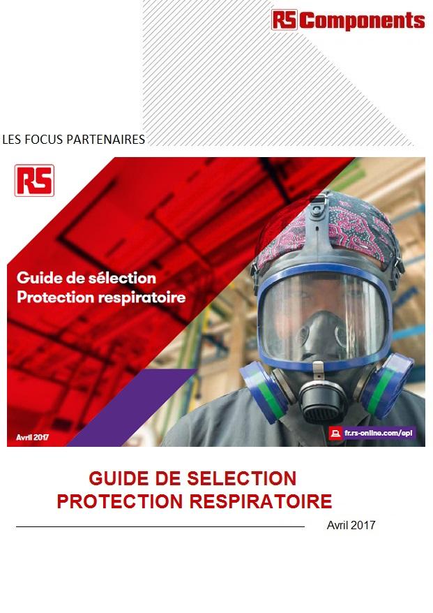 Guide de sélection - PROTECTION RESPIRATOIRE