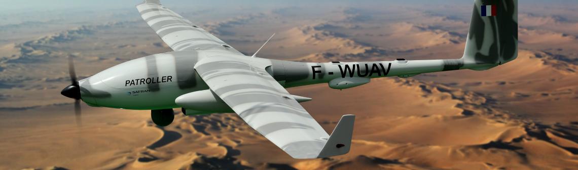 Salon de l'aéronautique du Bourget : 5 drones made in France
