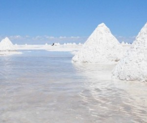 Le sel marin est aussi contaminé par les microplastiques !