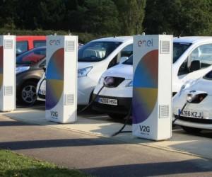 Londres donne un coup de pouce à l'innovation des véhicules électriques
