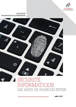 Sécurité informatique : les mots de passe du futur