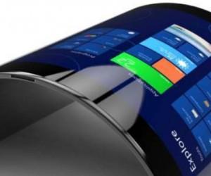 Les écrans OLED s'affichent sur les smartphones